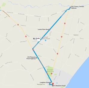 NZTA: Major works to continue at SH8/SH1 Jct - Timaru