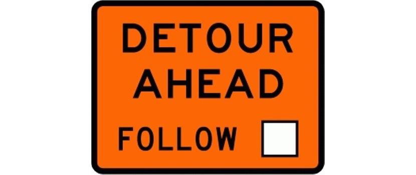 Road Closures thumbnail image.