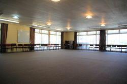 Caroline Bay Community Lounge - Interior