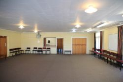 Caroline Bay Community Lounge - Interior