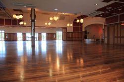 Caroline Bay Hall - Interior Main Floor