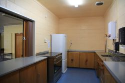 Caroline Bay Community Lounge - Kitchen