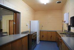 Caroline Bay Community Lounge - Kitchen