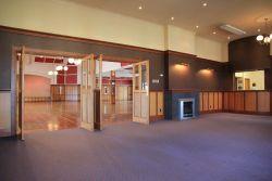 Caroline Bay Hall - Foyer