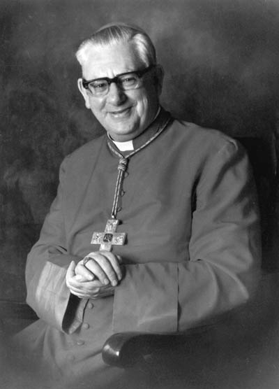 Cardinal Reginald Delargey