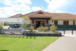 Caroline Bay Hall - Main Entrance