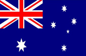 Image of the Australian flag.