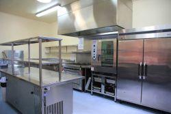 Caroline Bay Hall - Kitchen